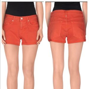 MARC by MARC JACOBS Standard Supply Denim Short